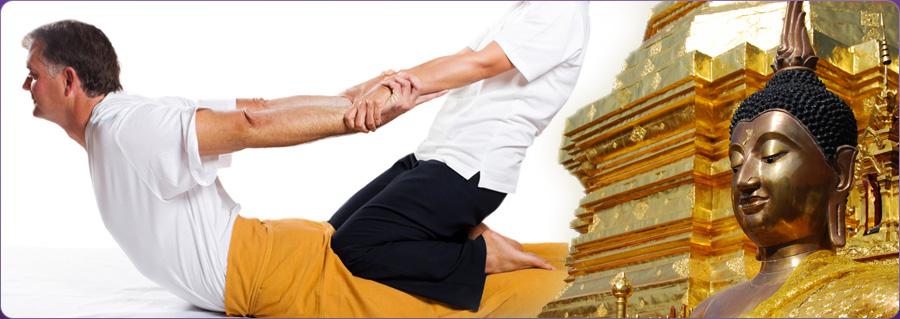 Traditionelle Thaimassage